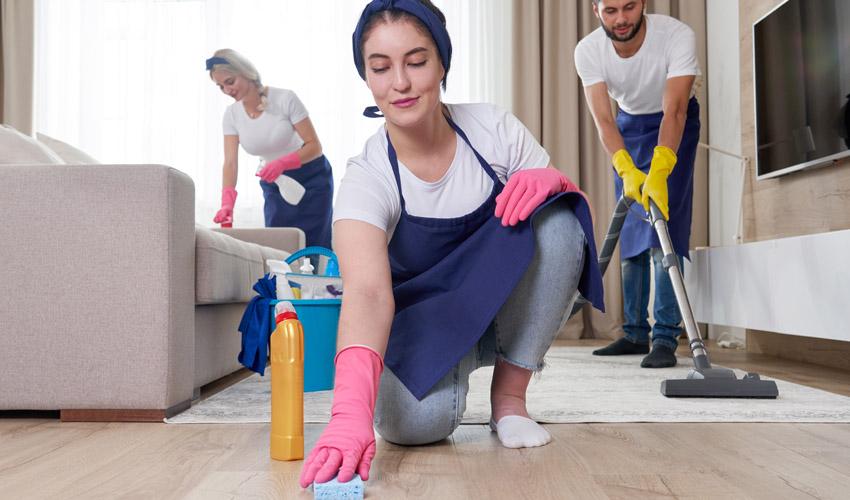 Rëndësia e pastrimit me themel